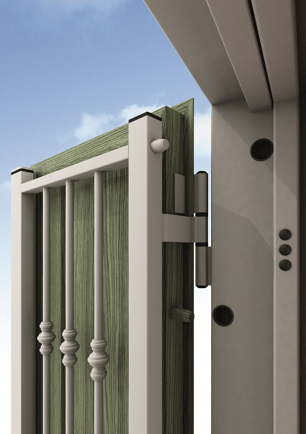 Grate di Sicurezza Dual Blind