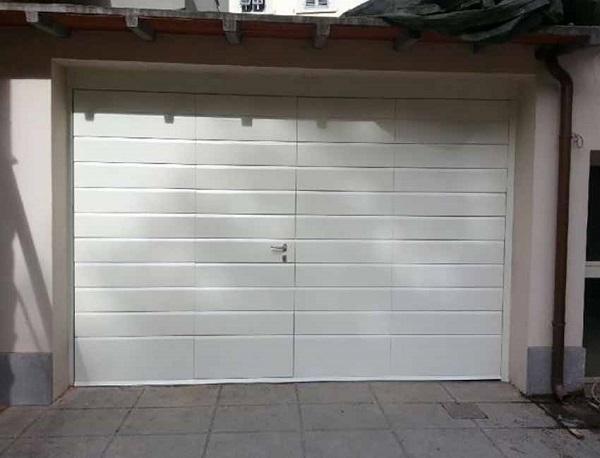 Porte Basculanti Legno-1a