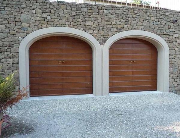 Porte Basculanti Legno-1b