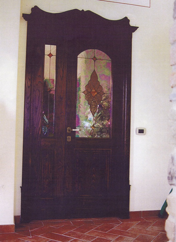 Porte in Legno-1l