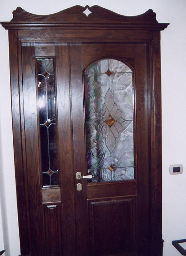Porte in Legno-1m
