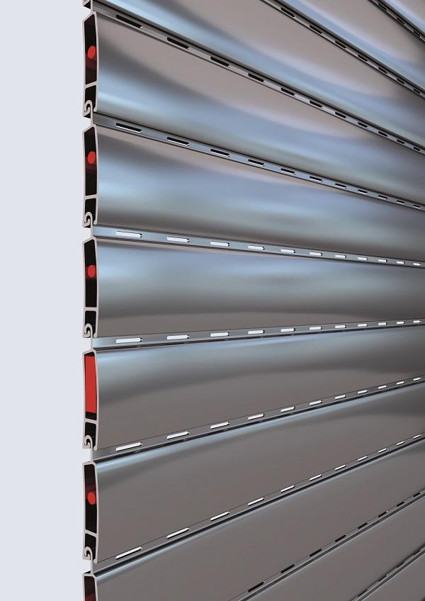 Tapparelle Blindate Vertigo sezione Air
